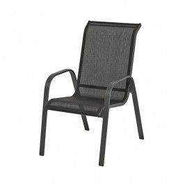 Fotel Blooma Janeiro Czarny Outdoor Furniture Outdoor Chairs Outdoor Decor
