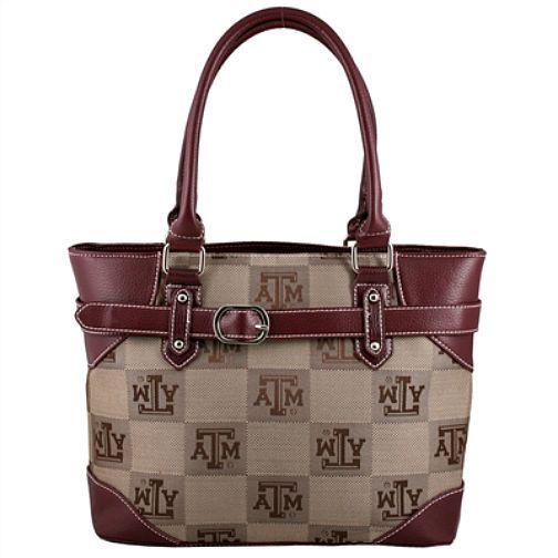 "Texas A&M Aggies - The ""Liberty"" Purse"