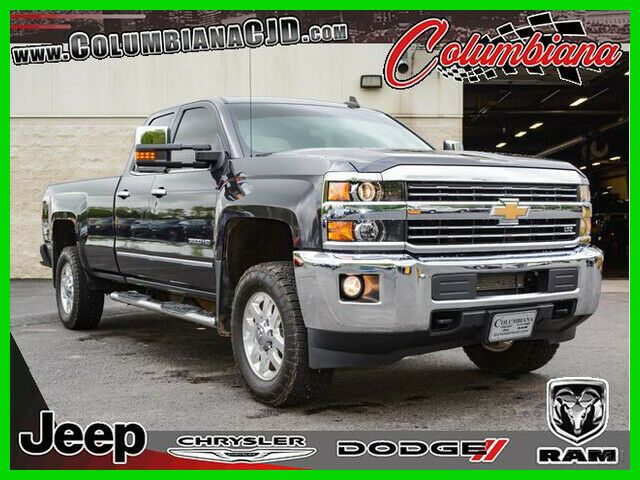 Ebay Advertisement 2015 Chevrolet Silverado 3500 4wd Double Cab