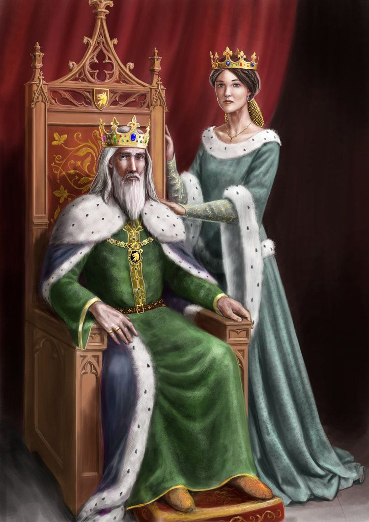King And The Queen