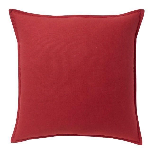 Poduszka Goodhome Hiva 45 X 45 Cm Czerwona Poduszki Red Cushions Cushions Goodhome