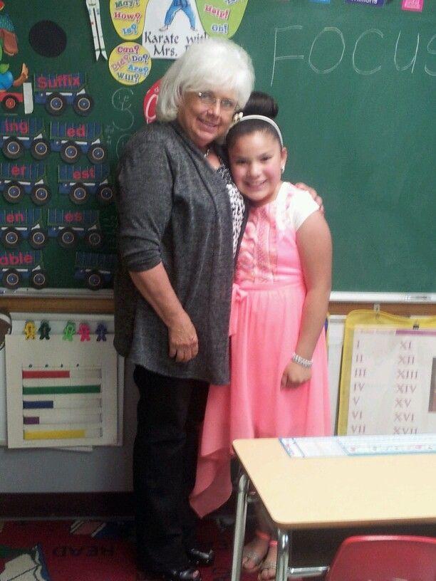 MY 2nd  grade  TEACHER