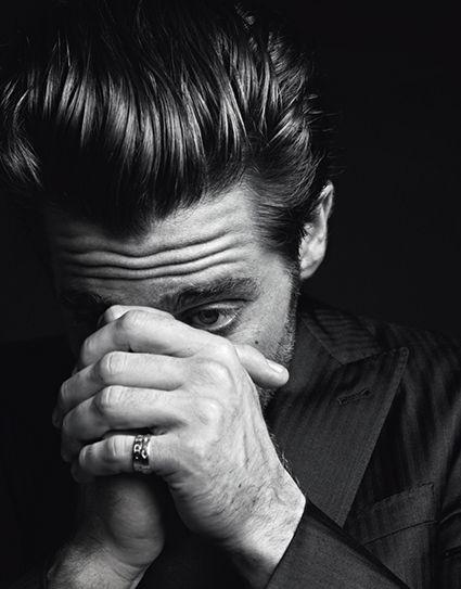 Birthdays_OFFmag: Jake Gyllenhaal (b & w foto)
