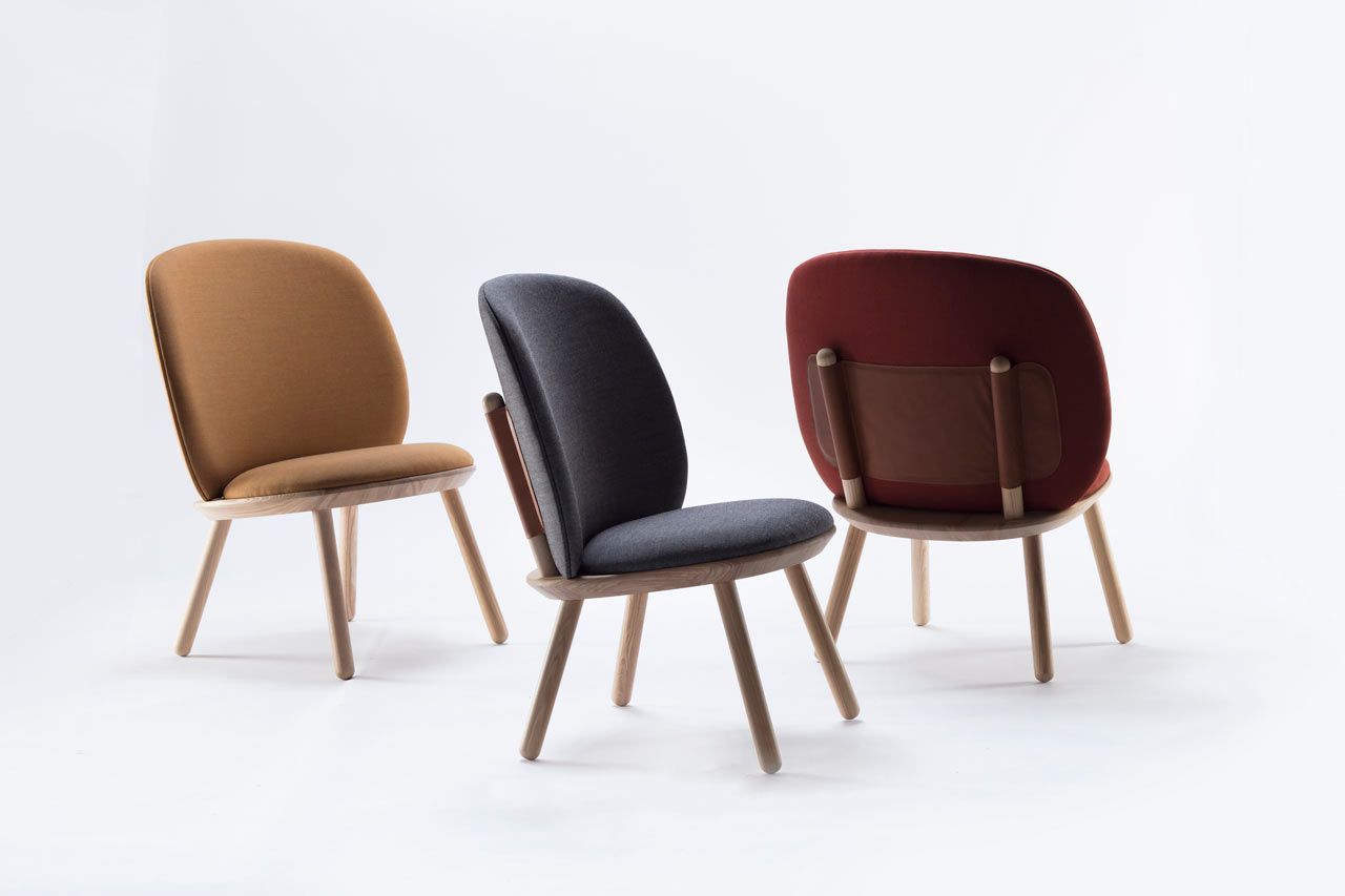 The Na 239 Ve Low Chair Comes Flat Packed And Screws Together