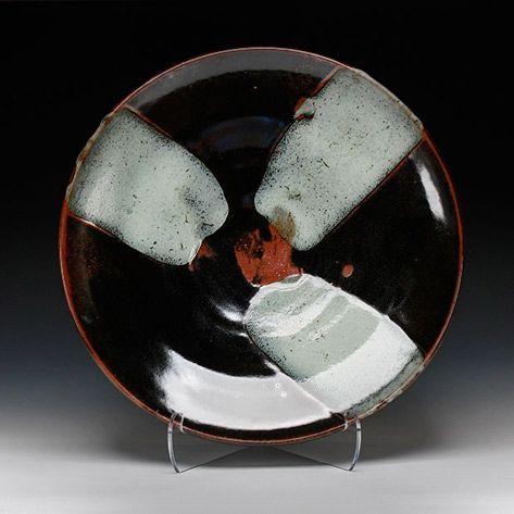 Warren-MacKenzie-ceramic-plate | Cu0027est beau une assiette! | Pinterest | Ceramic plates Contemporary art and Pottery plates & Warren-MacKenzie-ceramic-plate | Cu0027est beau une assiette ...