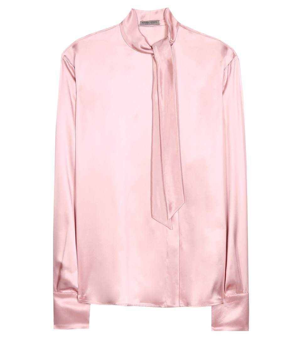 SHIRTS - Blouses Bottega Veneta Discount High Quality Sale Popular frkNqR7E3h