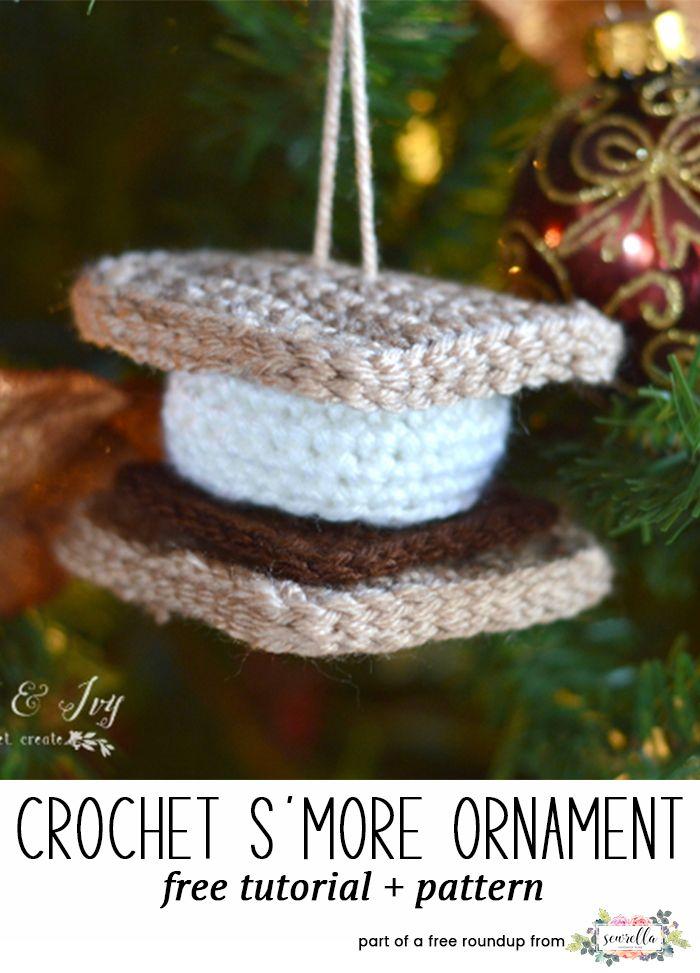 The Ultimate Crochet Christmas Ornaments Roundup | Tejido, Navidad y ...