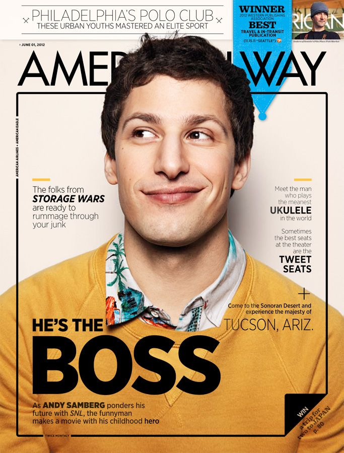 samberg <3 he is perfect! His funny and good looking and seems like a really nice guy. Whole package!