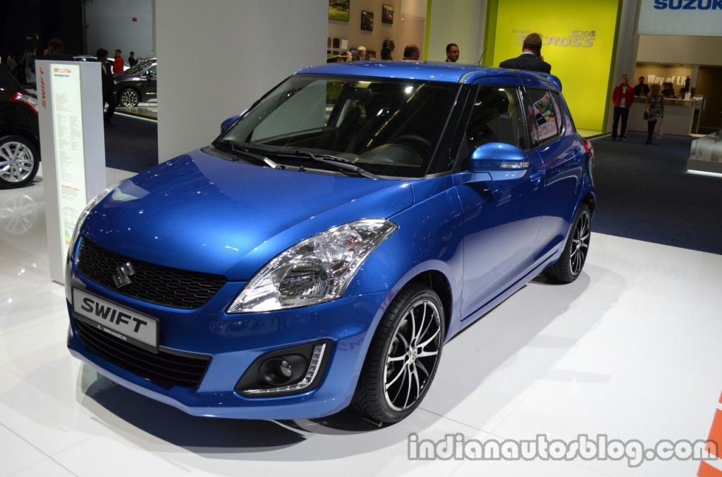 Maruti Swift Facelift To Launch In November With Images Suzuki