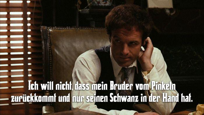 Der Pate Zitate Besten Spruche Der Corleone Familie
