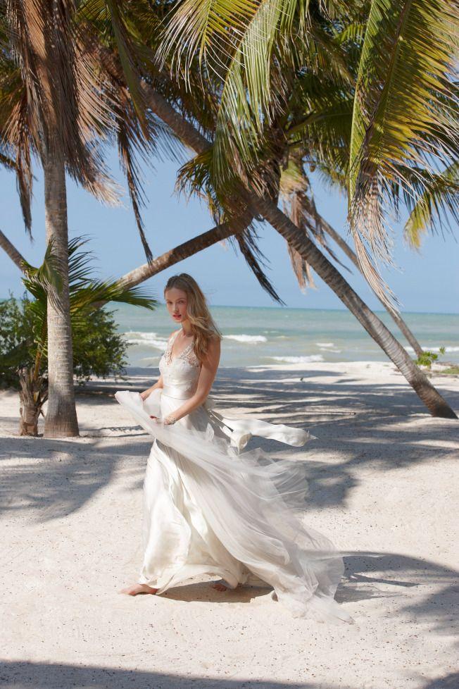 Vestidos de novia para la playa en cancun
