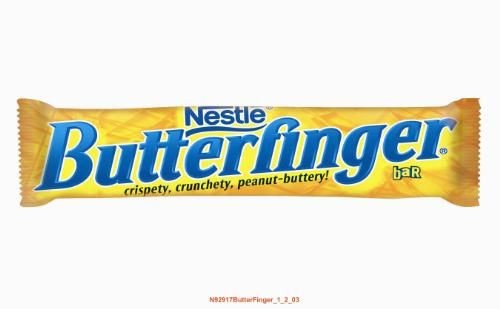copycat butterfingers candy bars pinterest candy candy brands