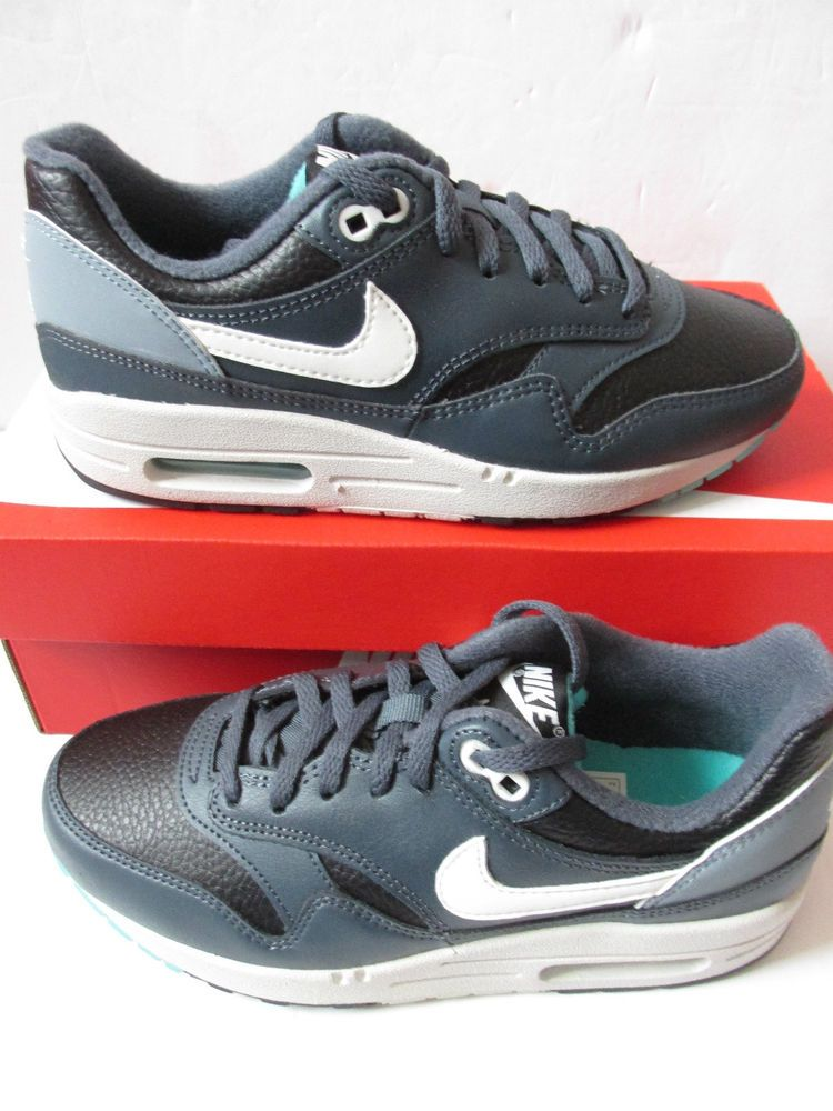 the latest 9ae07 844c4 nike air max 1 (GS) trainers 555766 017 sneakers shoes (eBay Link)