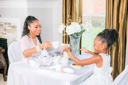 Mother Daughter Tea  #mommyandme #motherdaughter #motherdaughteractivities