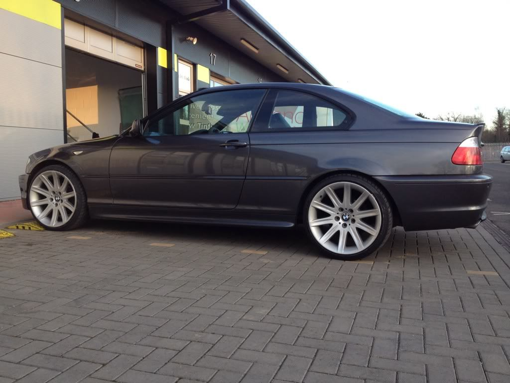 Style 95 Bmw E46