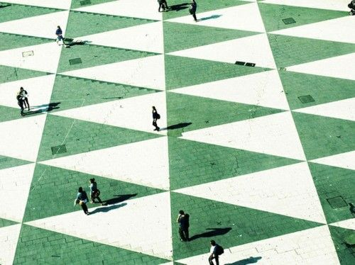 pattern and people