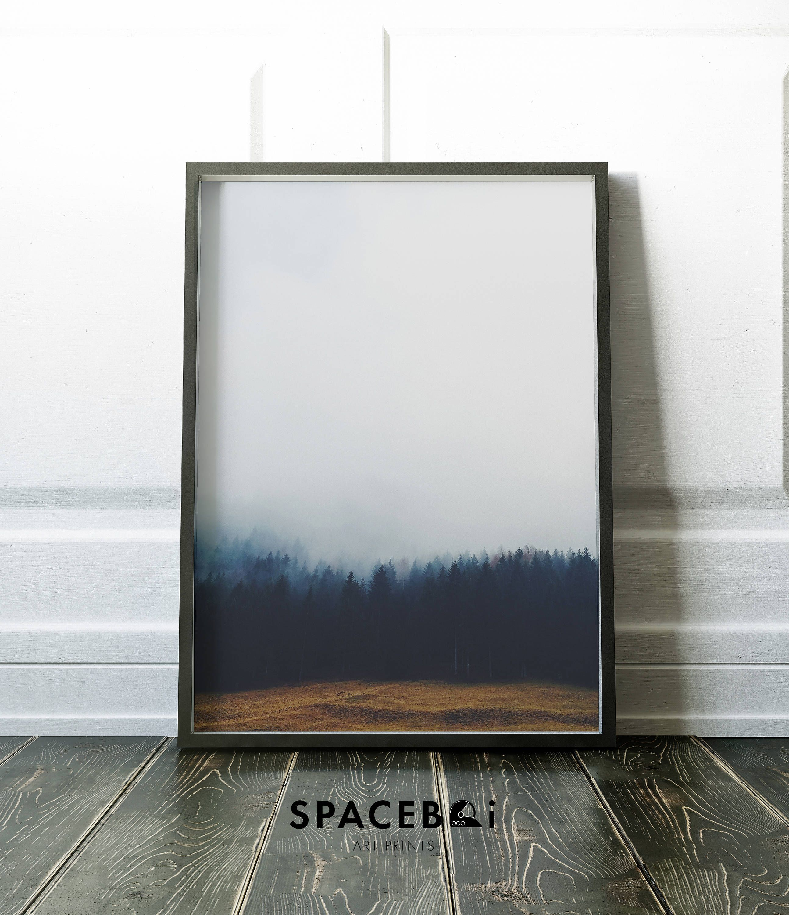Forest Print, Forest Wall Art, Forest Photography, Nature Prints, Forest