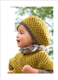 Breipatroon Gilet Baret En Wantjes Breien Pinterest Knitting