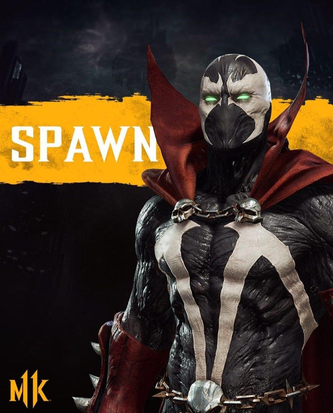 Pin By Fertwo Knight On Mk 11 Spawn Comics Spawn Mortal Kombat