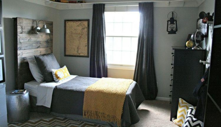 Teenager zimmer fur jungen dekoration und einrichtungsideen  Teenager Zimmer für Jungen – Dekoration und Einrichtungsideen ...