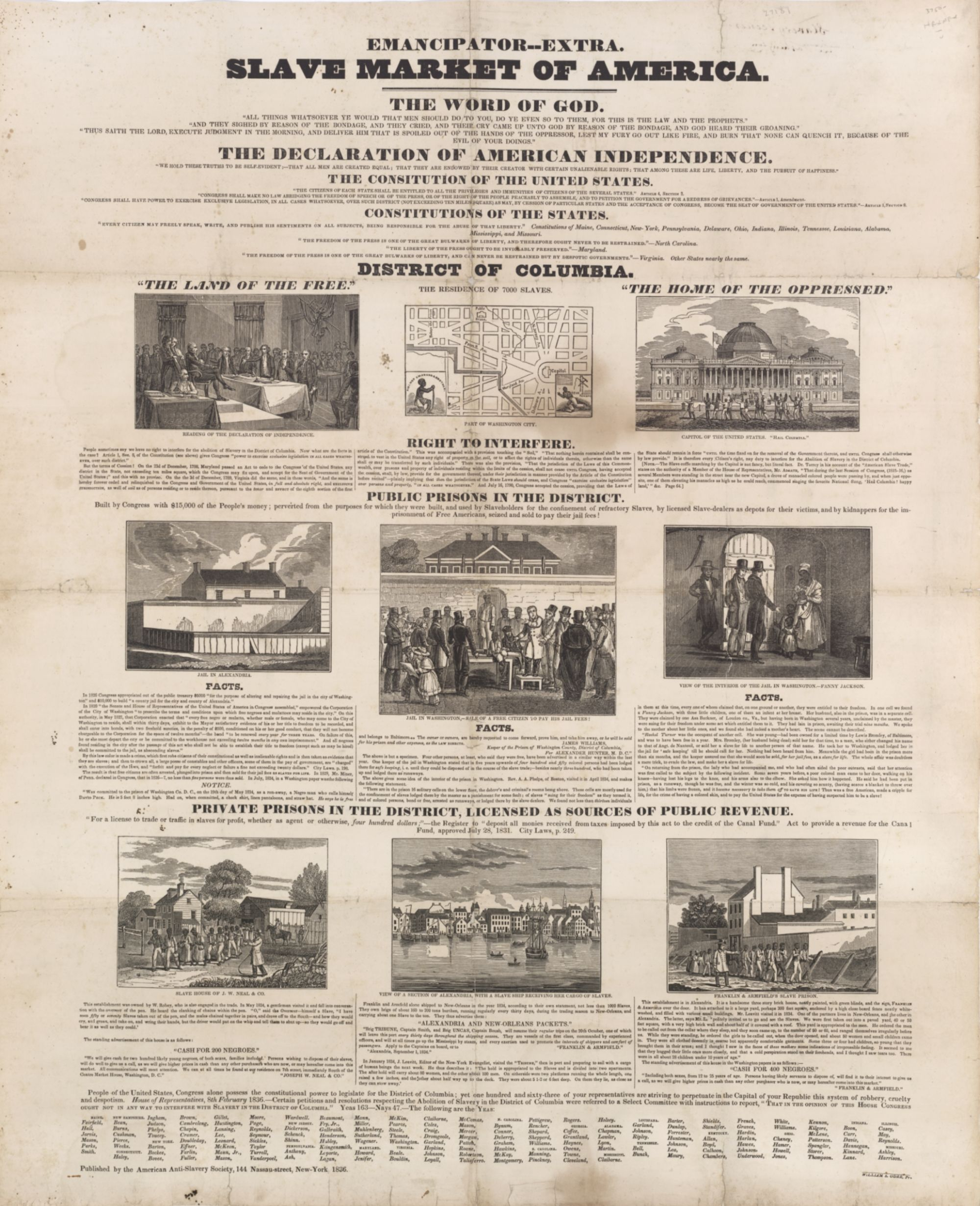 slave society Under slavery b slave society and culture 1 by 1820 most black slaves in america had been born in the united states, helping to create a homogenous black culture.