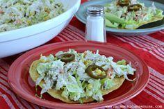 Una Mexicana en USA: Ensalada de pollo