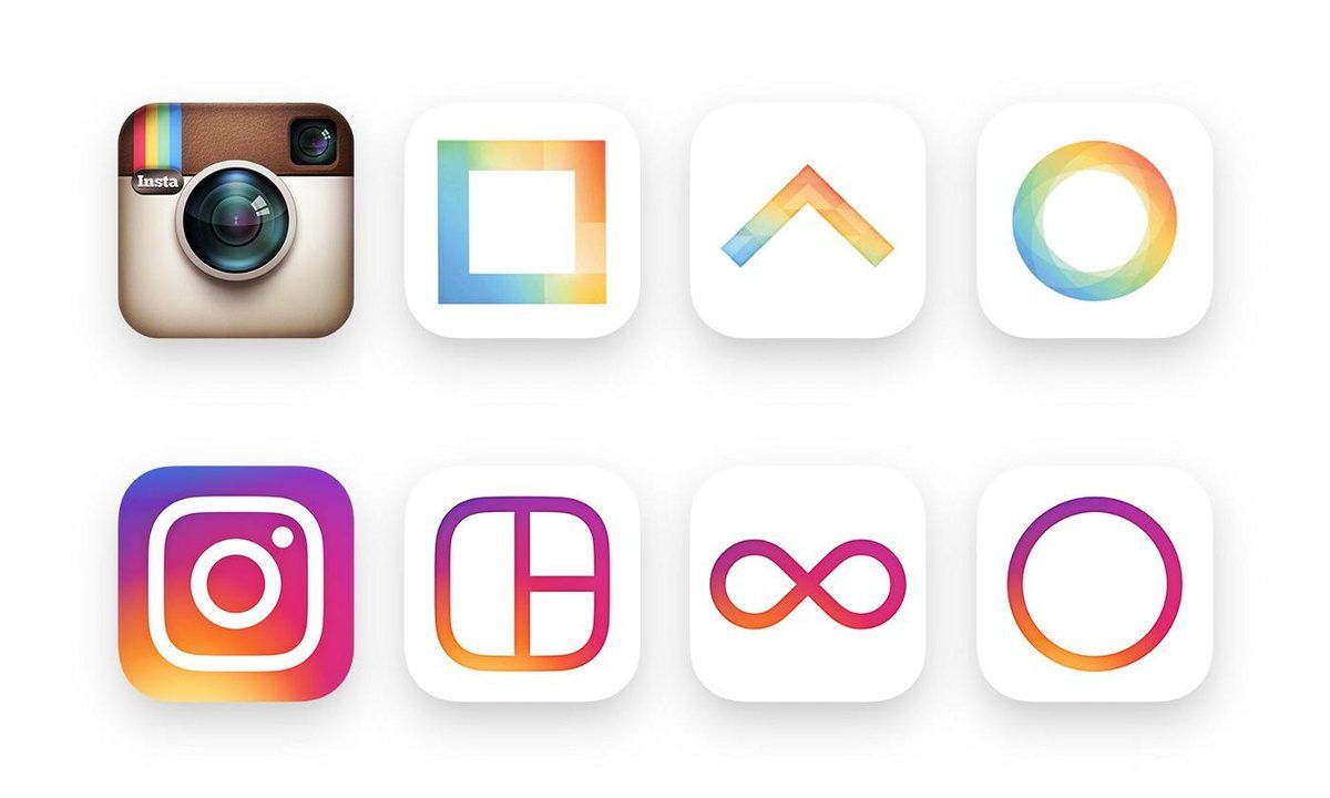 Instagram unveils new logo but its not quite picture perfect malvernweather Choice Image