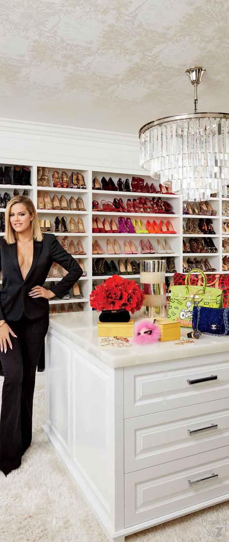 Dressing Room 4 Khloe Kardashian MichaelOXOXO JonXOXOXO EmmaruthXOXO Emmammerrick CLOSETS