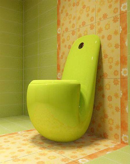15 Weirdest Toilets And Urinals   Oddee.com