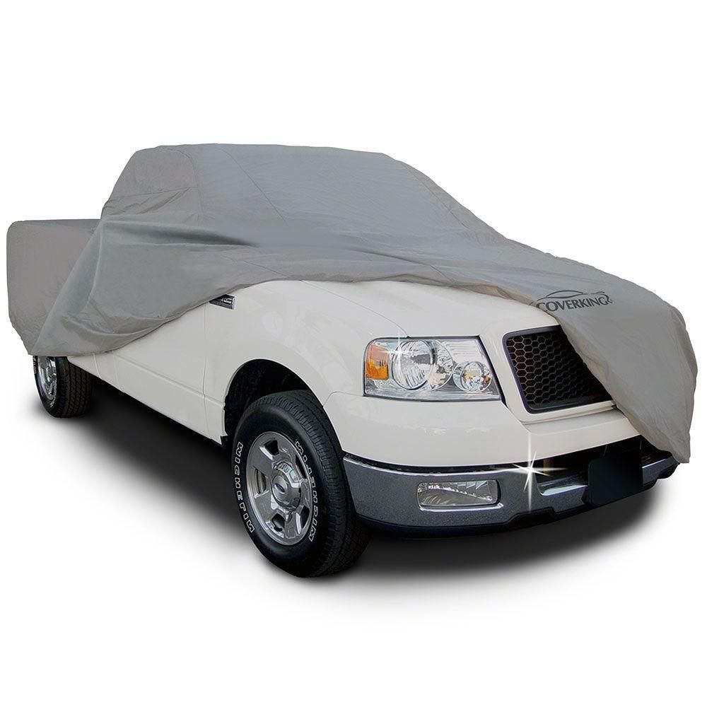 Good for both Indoor//Outdoor use Coverking Triguard Car Cover Gray
