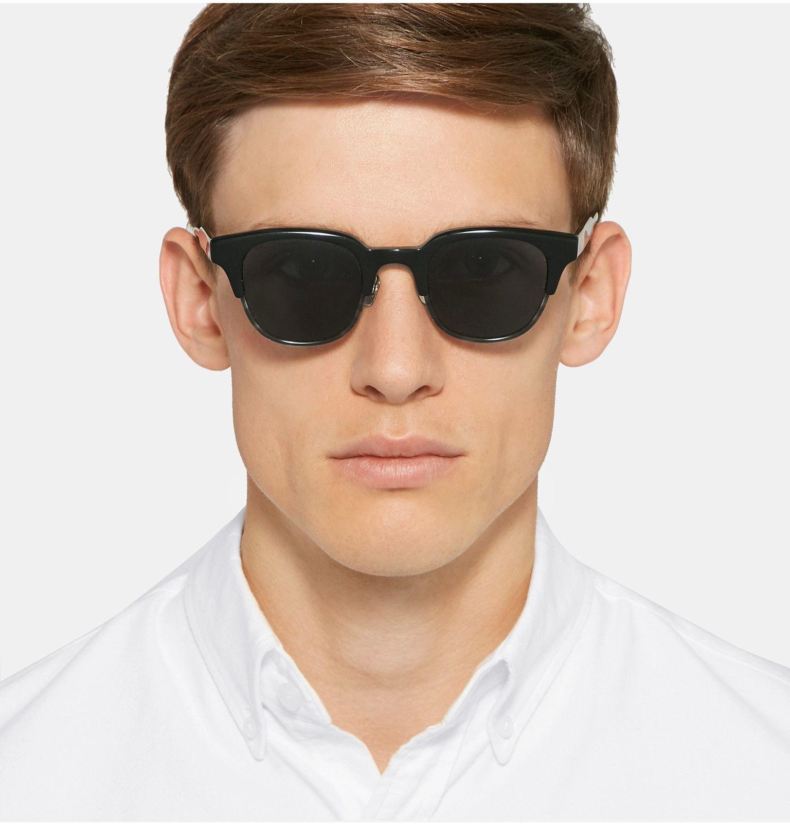 91a883bf25f EYEVAN 7285 D-Frame Acetate Sunglasses