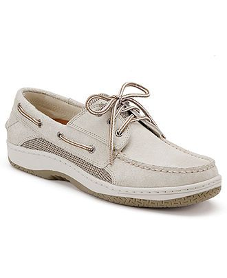 Sperry Top-Sider Shoes, Billfish 3 Eye Boat Shoes