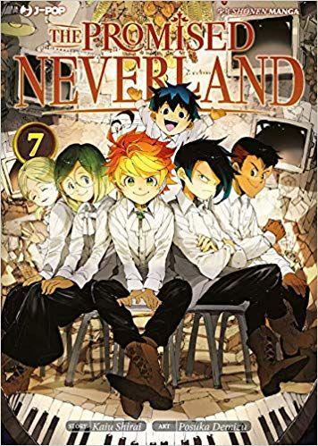 The promised Neverland: 7 PDF Download Ebook Gratis Libro ...