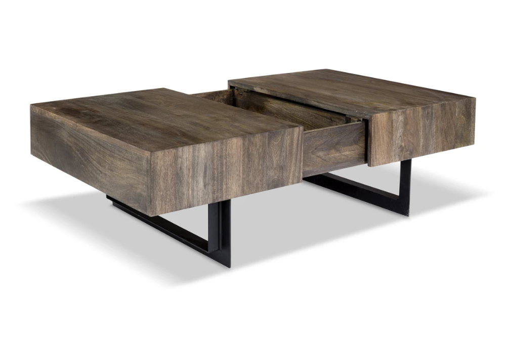 Bodie Storage Coffee Table Coffee Table With Storage Coffee Table Table