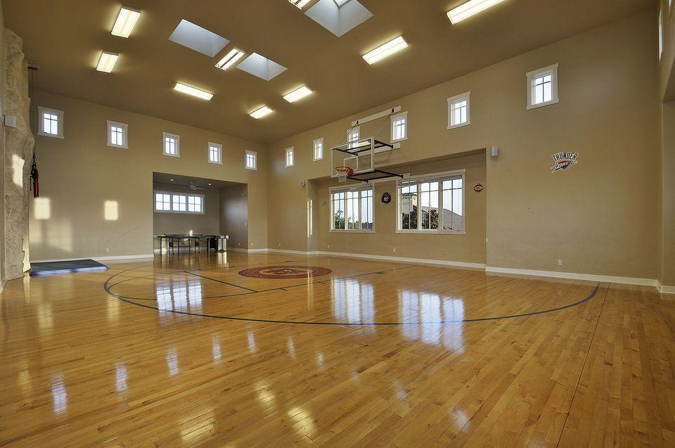 home indoor basketball court | Richardwooding. | Arizona House ...