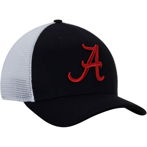 differently 57c21 9a91d Alabama Crimson Tide Nike AeroBill Classic 99 Mesh Back Flex Hat - Black  White
