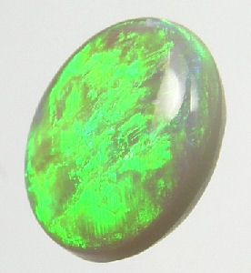 Natural Black Opal Loose Stone