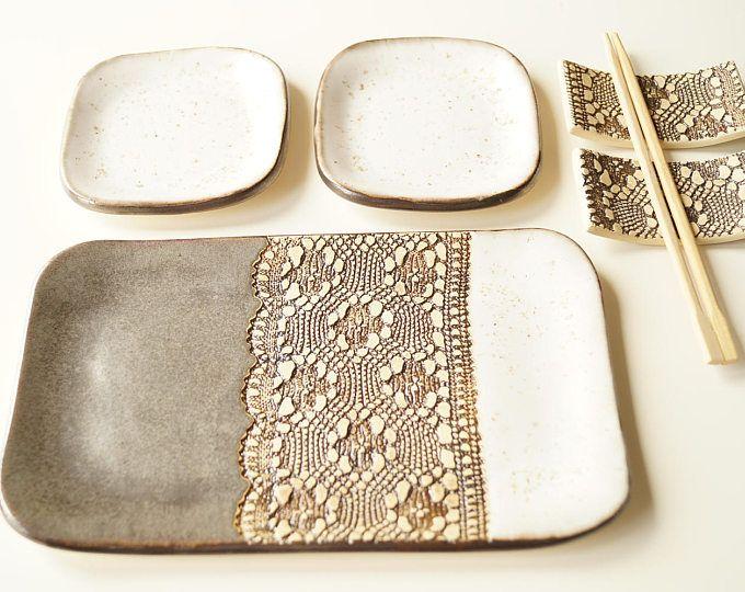 Modern handmade ceramic par bemika