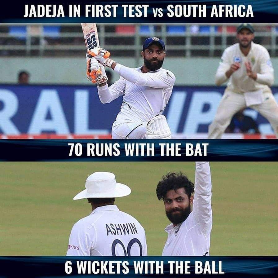 Sir Jadeja Ca Ravindra Jadeja Sportsmanship Cricket