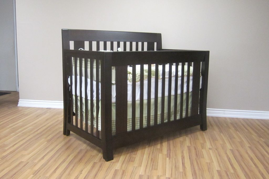 this is the convertible crib by concord furniture we