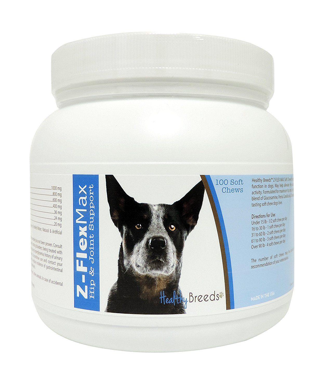Healthy breeds 100 count australian cattle dog zflex max