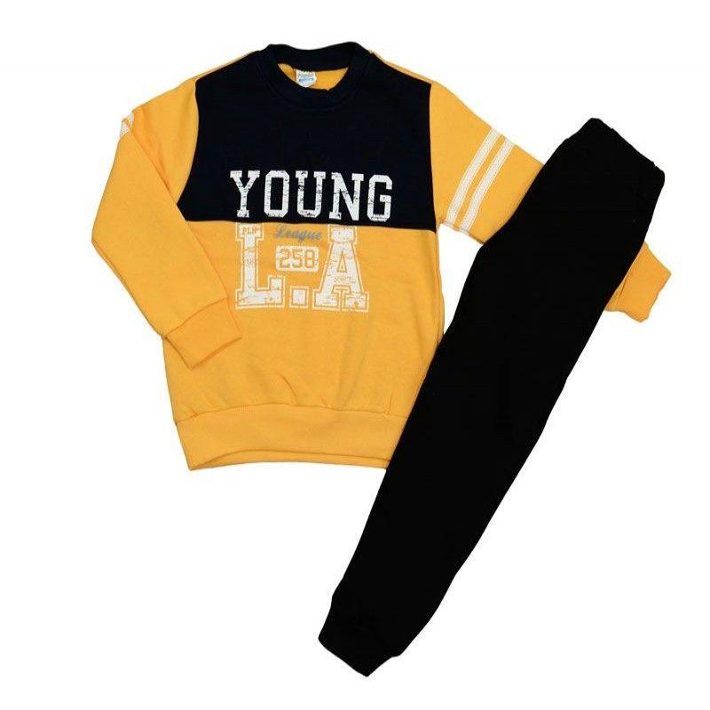 52ce0685073 Σετ Φόρμες Αγόρι Young L.A 6-14 | Φόρμες για Αγόρια
