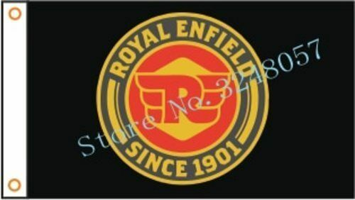 Photo of Royal Enfield Logo Cafe Racers