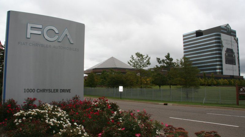 FCA's U.S. sales chief files whistleblower suit for