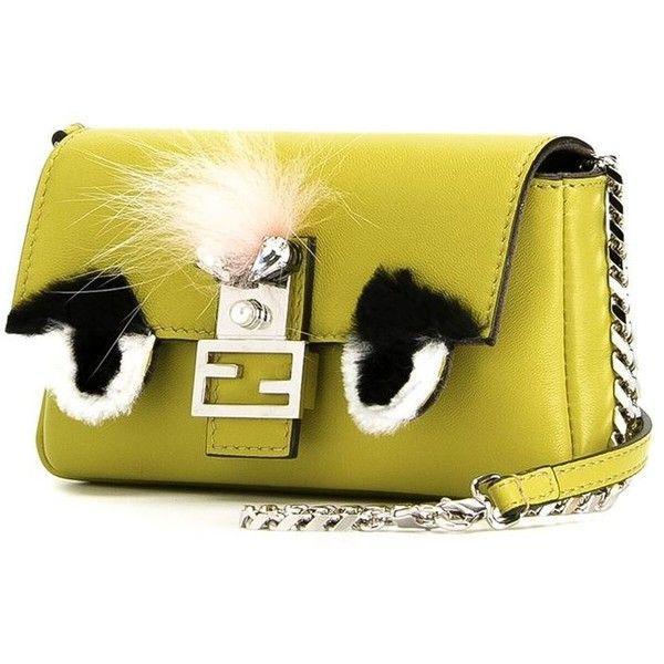 4edc956d08 Fendi micro  Baguette  crossbody bag ( 1