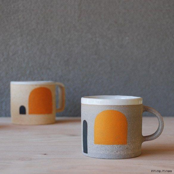 Modernist Ceramics From Pawena Studio | Studio, Pottery And Pottery Ideas