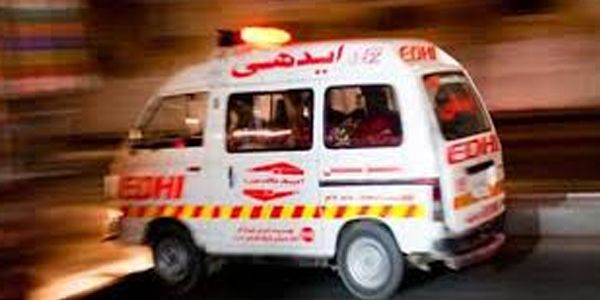 Bus-truck collision in #Lasbela leaves five dead, injures 14