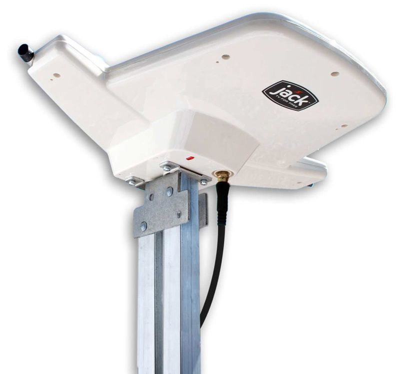 KING Jack RV Digital HDTV TV Antenna Over-the-Air DTV Antenna Replacement Head