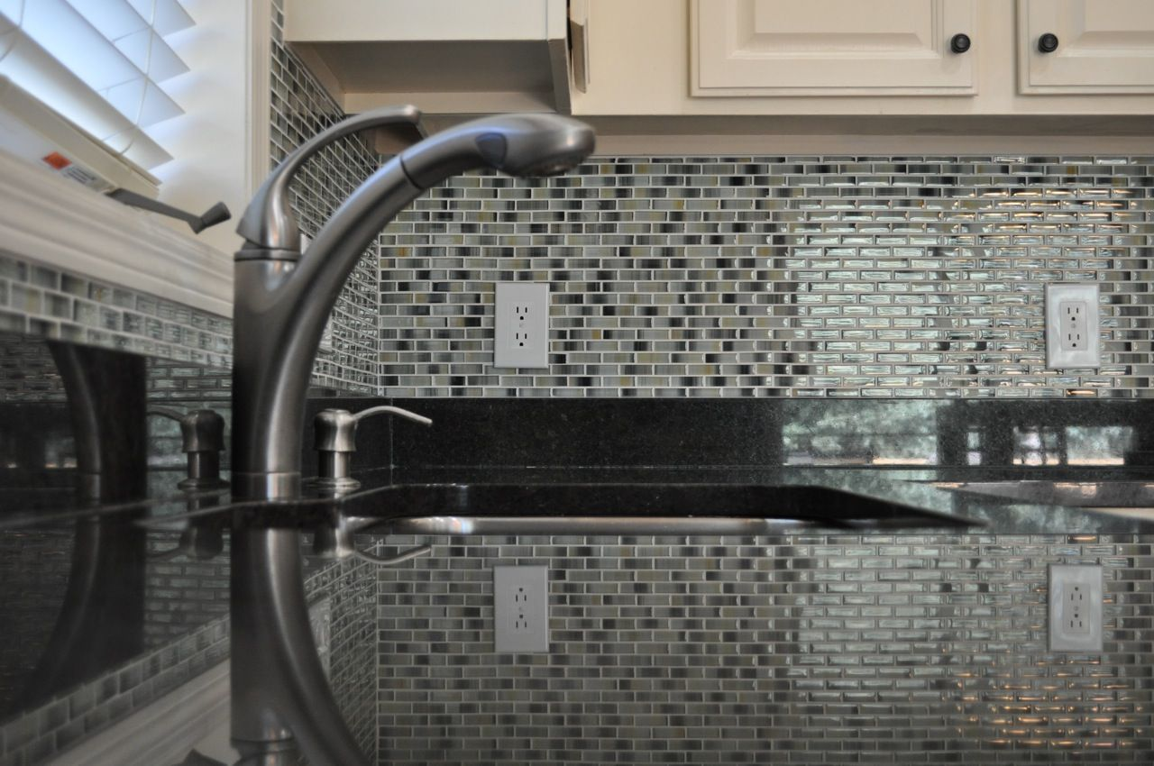 Mosaic Tile Kitchen Backsplash | Touchdown Tile LLC A Minnesota Tile  Contractor
