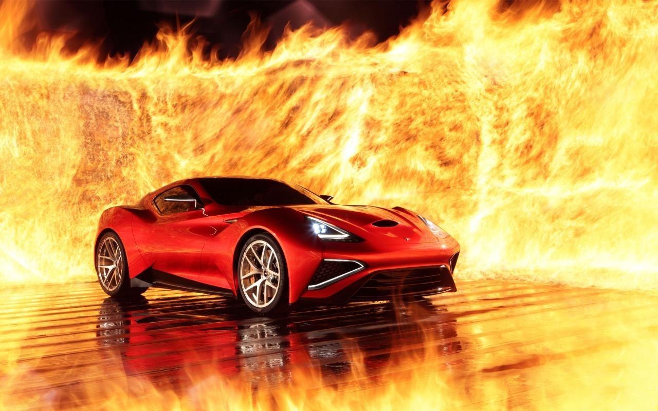 Cars 2013 Icona Vulcano